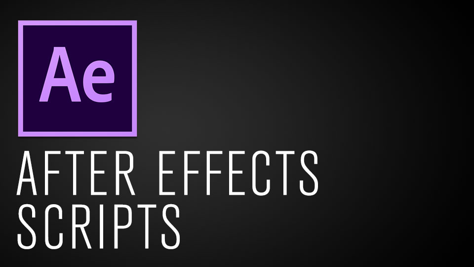 5 After Effects Scripts To Speed Up Your Motion Graphics Workflow