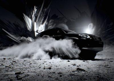 Toyota Fortuner - Machenschaft