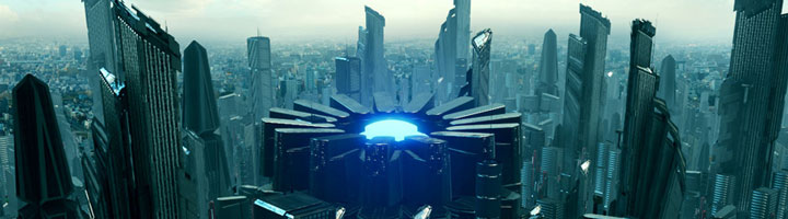 Futuristic City Pack – Element 3D Free Download