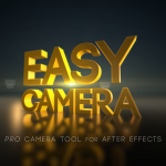 Easy Camera CC for After Effects – NOW AVAILABLE