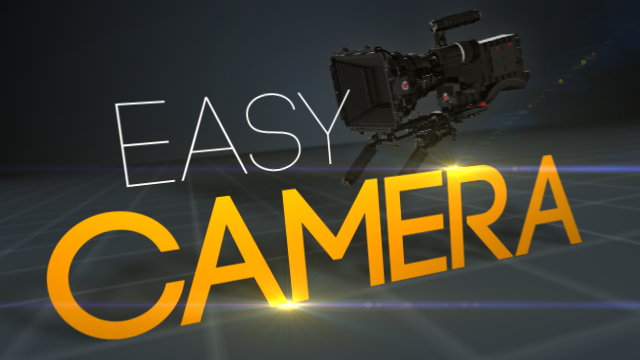 Easy Camera CC for After Effects