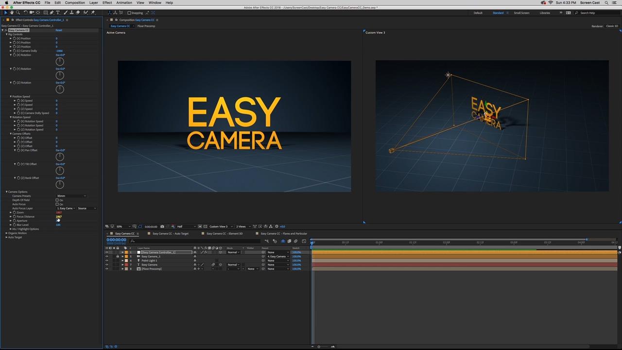 Easy Camera CC